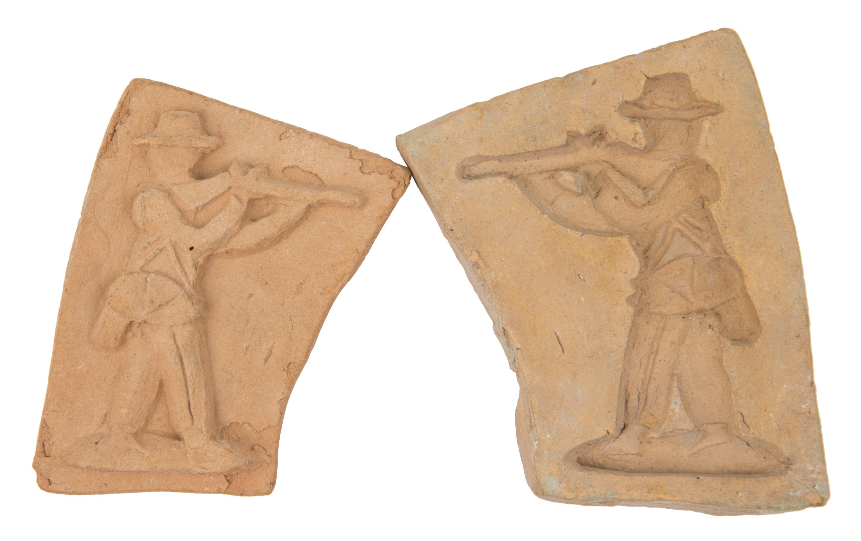Model für Krippenfigur: Jäger von Walcher von Molthein, Alfred